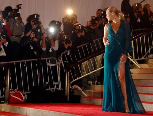 "The Model As Muse: Embodying Fashion"" Costume Institute Gala"