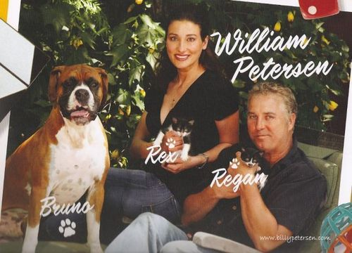 William, Gina, Bruno and the Kucing