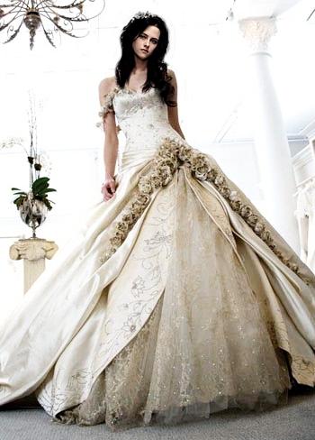 Robe mariage twilight