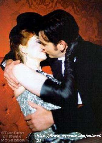 Christian and Satine