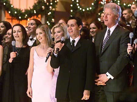 クリスマス at the White House
