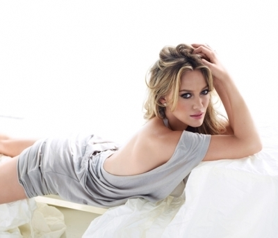 Hilary Duff Maxim January 2009
