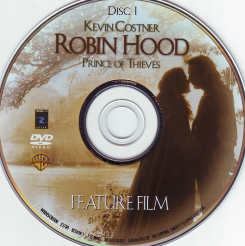 In DVD and Blue-Ray Disc