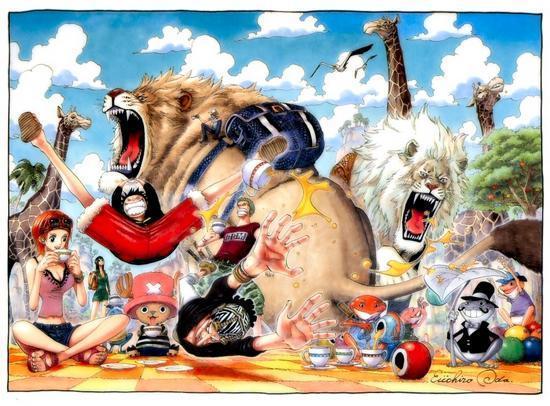 One Piece - One Piece Photo (6211221) - Fanpop