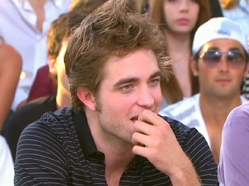 Rob at Cannes
