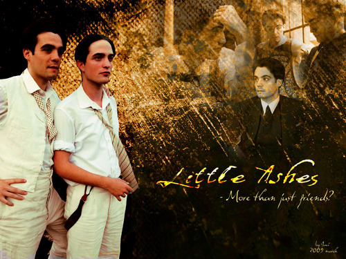 Salvador Dalí & Federico García Lorca in Little Ashes