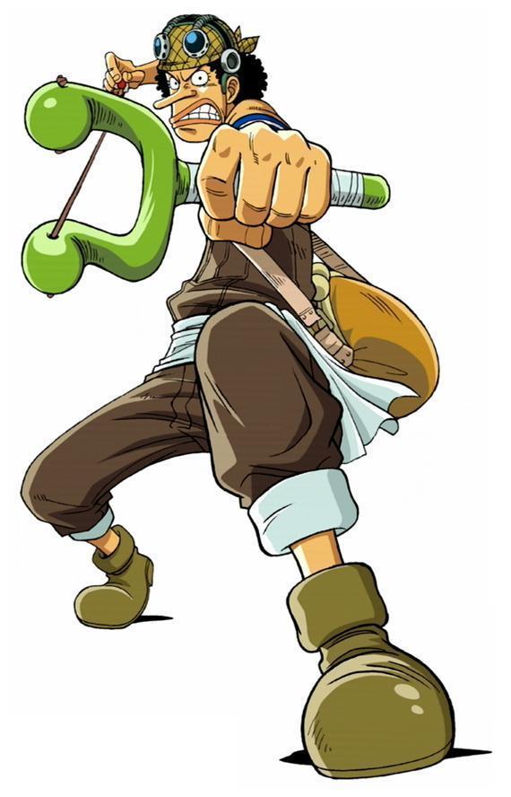 Usopp - One Piece Photo (6239589) - Fanpop