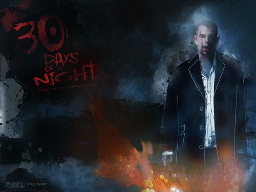 30 Days of Night پیپر وال