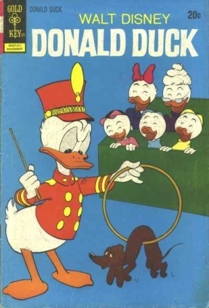 Donald Duck Comic Book #146