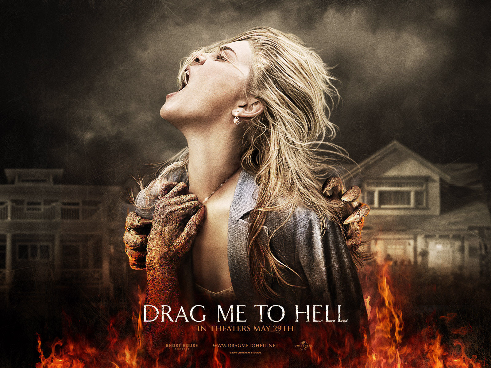 horror movies images drag me to hell wallpapers hd wallpaper and