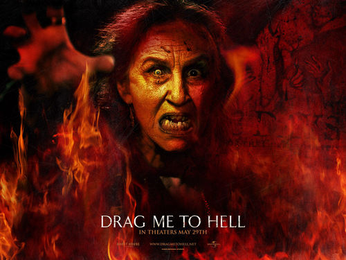 Drag Me to Hell wallpaper