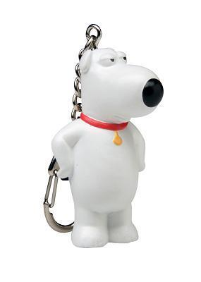 Family Guy Brian Keychain