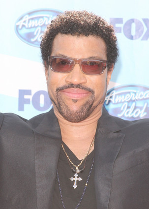Lionel Richie at the Finale