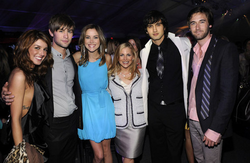 May 13 - The CW Upfront Party <3