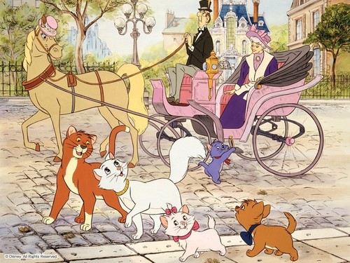 The Aristocats Wallpaper