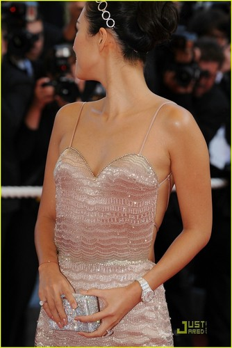 Zhang Ziyi at the 2009 Cannes Film Festival