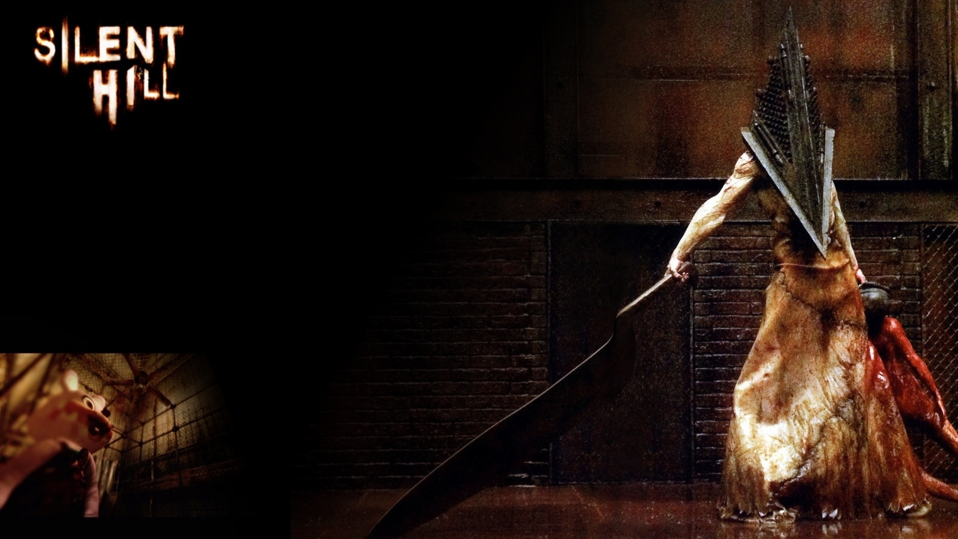 Silent Hill Wallpapers Silent Hill Wallpaper 6311562 Fanpop
