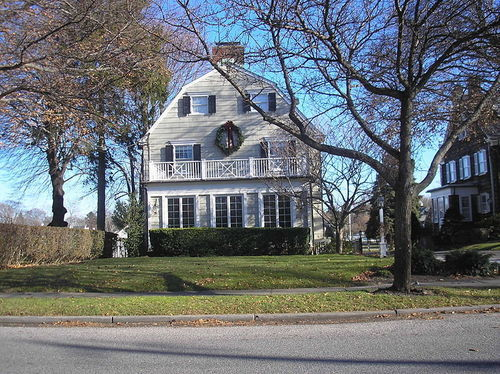 the real amityville house