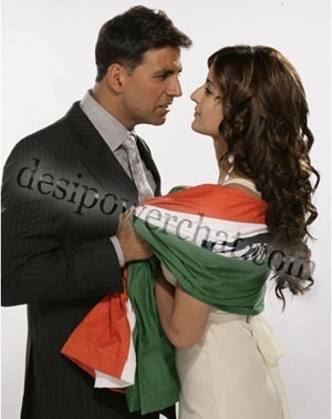 Akshay Kumar and Katrina Kaif
