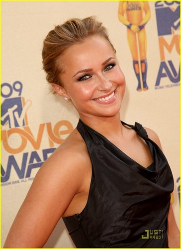 Hayden @ 2009 MTV Movie Awards