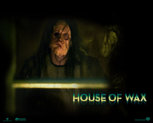 House of Wax 바탕화면