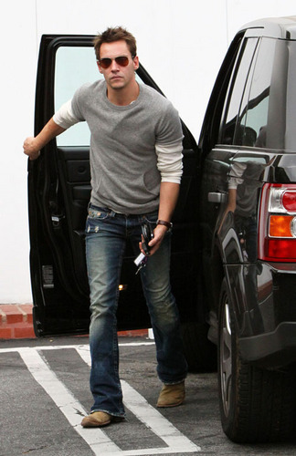 JRM shopping at Fred Segal