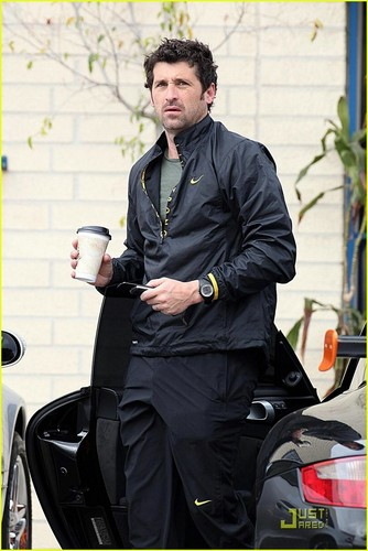 Patrick Out in Santa Monica
