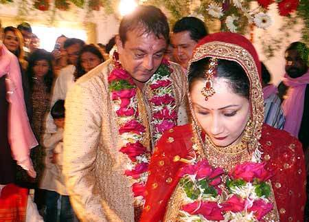 Sanjay Dutt's Wedding