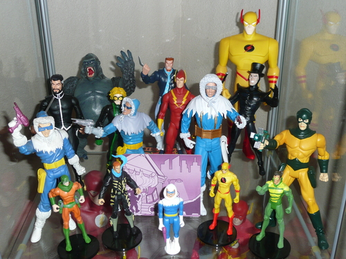 flash museum rogues