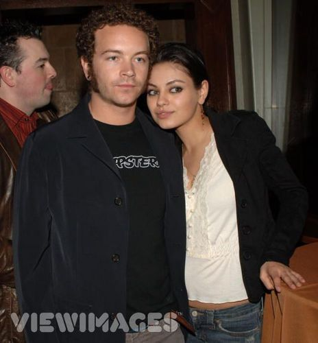mila kunis and danny masterson known as jackie and hyde