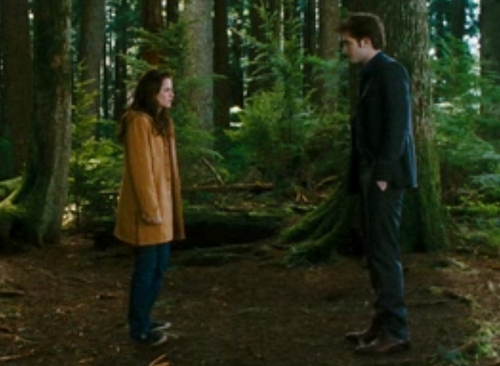 EDWARD AND BELLA!!!