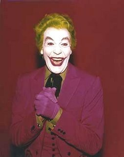 First Joker in a movie (César Romero)