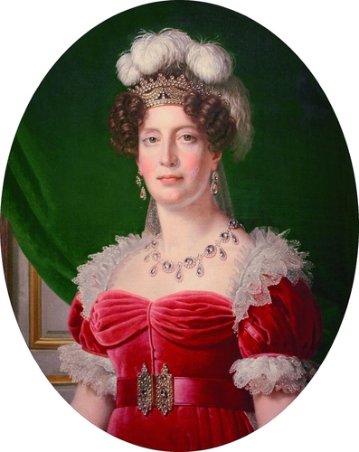Marie Therese Charolette of France, daughter of Marie Antoinette