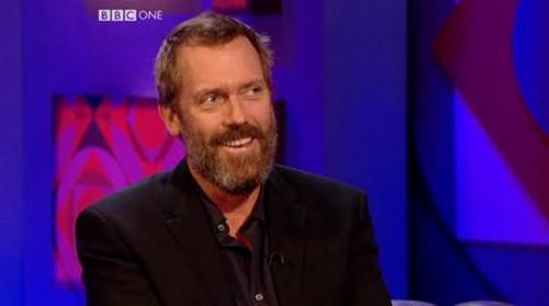 hugh on jonathan ross