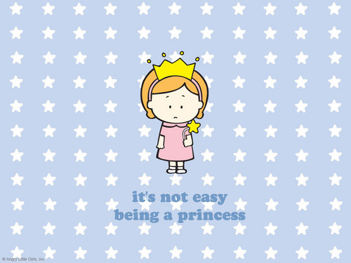 Angry Little Girls, Deb wallpaper