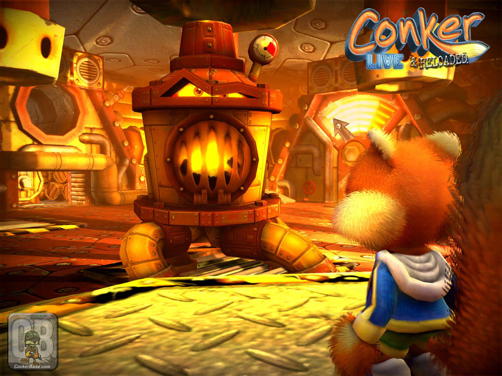 How In The World Has Conker Live And Reloaded Not Received An Hd