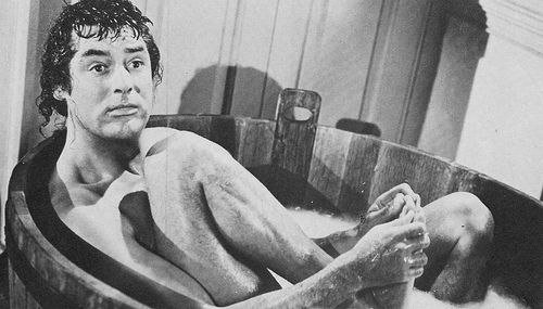 Cary In The Bath
