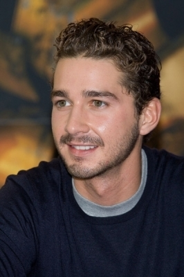 Shia @ Transformers ROTF South Korea Press Conference
