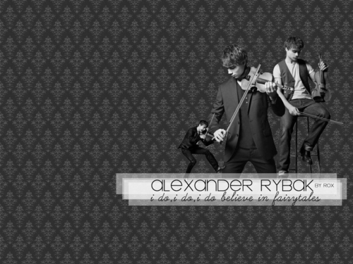 wallpaper alexander rybak fairytale
