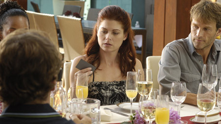 As Sam in The Starter Wife