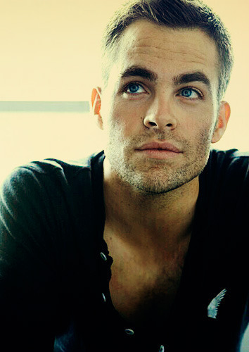 Chris Pine -  New Captain Kirk