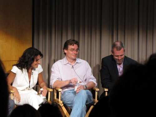 House cast at Paley Center