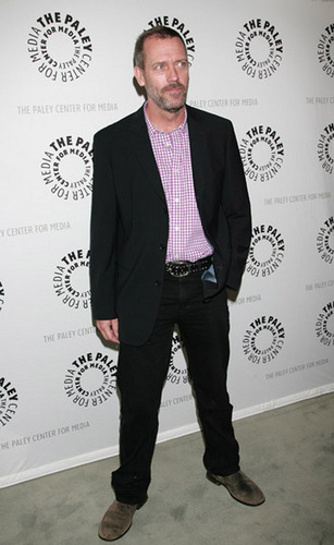 Hugh at The Paley Center