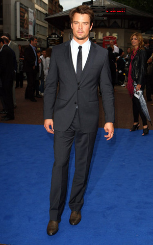 Josh @ trasnpormer Revenge of the Fallen - UK Premiere