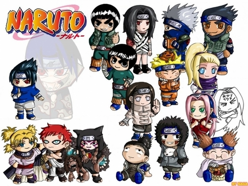Konoha Krowd_mini............KAWAII (u gotta view this)LOL!!!!!!!!!!!!