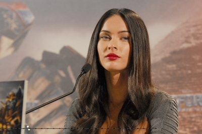 Megan @ transformers ROTF Berlin Press Conference