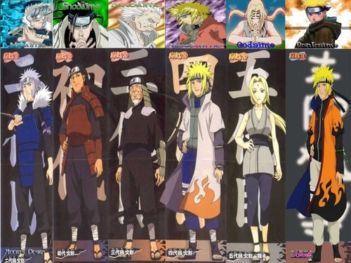 The hokages
