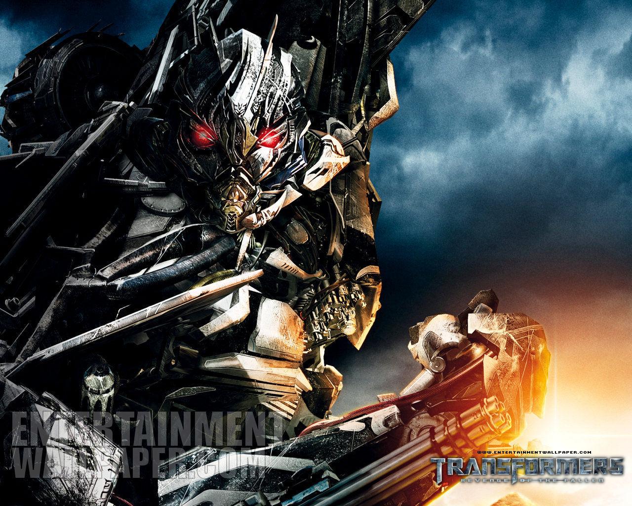 Transformers Revenge Of The Fallen Transformers 2 Wallpaper
