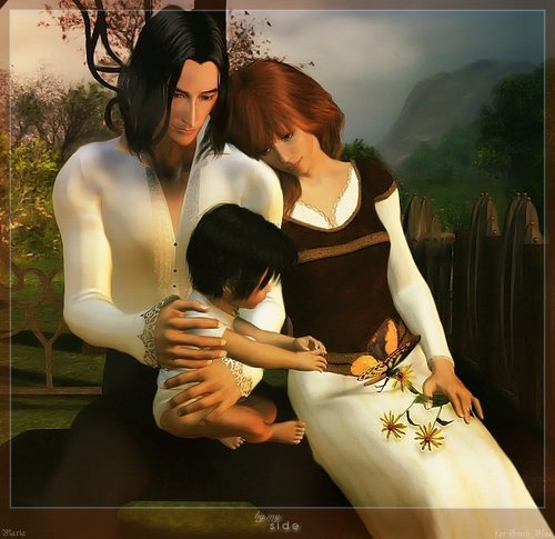 What Could Have Been: Snape's Family