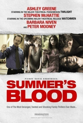 summers blood poster